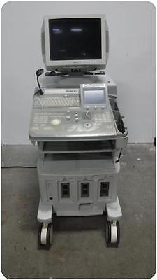 Aloka Ssd-5000 Pc-1530 Oly Ultrasound Machine