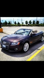 Beautiful maintained Audi A5 convertible CHEAP!!