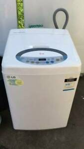 5.5 kg fuzzy logic lg top washing machine