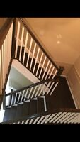 Oak stairs-Recapping or Refinishing