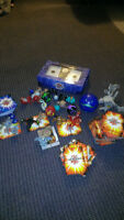 Huge Bakugan Lot - Keep your kids busy!!!