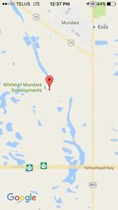 Lot for sale, 5 Whitetail point. Mundare Ab Strathcona County Edmonton Area image 2