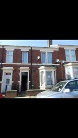 3 bedroom terraced house for rent, Newcastle upon Tyne, NE4 8SJ