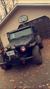 2001 jeep 4.0 l tj