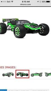 NITRO RC TRUGGY