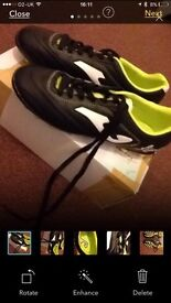 Lovely rugby boots size 5