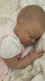 Reborn baby Libby