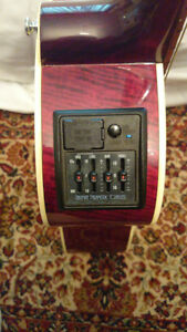 RARE EARLY 90'S TAKAMINE EF350MCR ACOUSTIC/ELECTRIC GUITAR London Ontario image 4