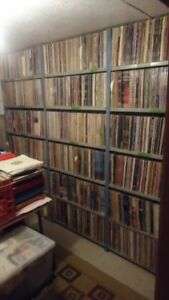 VINYL RECORD COLLECTION PRIVATE COLLECTION