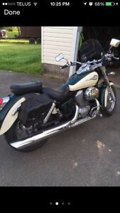 1998honda 750 ace edition