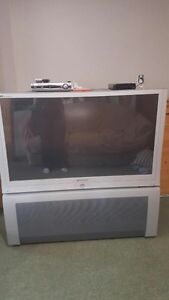 """Projection screen TV.  53""""  ***new price ***"""