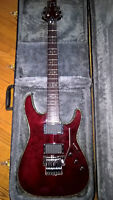 Schecter Hellraiser C-1FR - Mint Condition