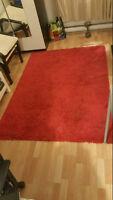 IKEA HAMPEN red carpet / tapis rouge