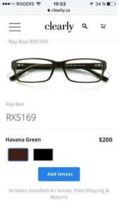 Ray Ban unisex Frame  Downtown-West End Greater Vancouver Area image 5