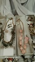 Vintage Necklace and Earring Sets Beautiful