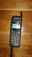 Old style Nokia cell phone