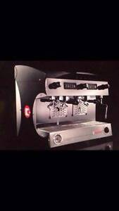 Brand New San Remo Amalfi DLX Commercial Coffee Machine Marrickville Marrickville Area Preview