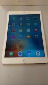IPad Air 2 64gb 4G model. Boxed like new. Live sports & movies preinstalled