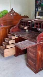 Cutler roll top desk Jerrabomberra Queanbeyan Area Preview