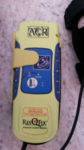ACR ResQFix 406 GPS