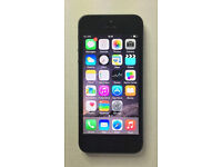 Black 16GB iPhone 5 Unlocked to all Networks Good Condition Can Deliver