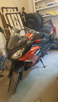 **2014 Kawasaki Ninja Brand new only 70km** Quick Sale