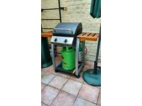 Gas BBQ for sale 2 burners very reliable NEEDS TO GO!
