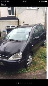 Ford galaxy 55 2005 7 seaters