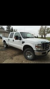 2008 F-250 Ford SuperCrew 4x4 5.4L Gas