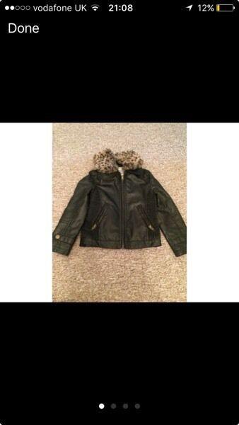 3-4 kids jackets
