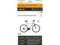 Carrera Crossfire Men's Hybrid Bike