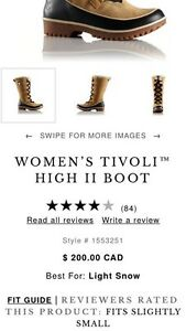 Women's Size 9/10 Sorel Boots London Ontario image 2