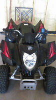 2008 Arctic cat 50 cc kids 4 wheeler