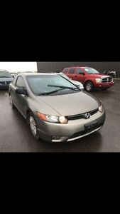 NEED GONE!! 2006 HONDA CIVIC COUPE DX
