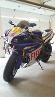 Ltd. Edition 2010 Yamaha R-1 ROSSI . Priced to sell !