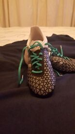 Adidas brand-new football boots never worn size 7