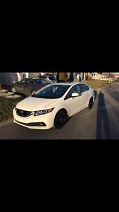 2015 Honda Civic EX Sedan ONLY 130.60$BiWeekly LEASE TAKEOVER!!!