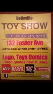 Toy Show December 4th Belleville Belleville Area image 1