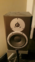 2x Dynaudio BM12A professional studio monitors (active speakers)