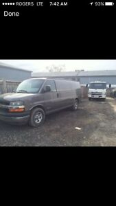 2007 Chevrolet express AWD Winter beast