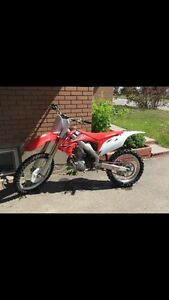 2009 CRF 450r INJECTION