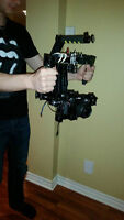 FPV 3 Axis Gimbal DSLR Stabilizer