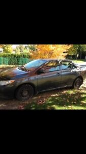 Toyota Corolla CE 2009  pour Exportations