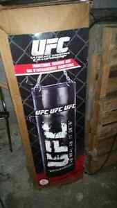 UFC punching bag!