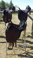 Hand made Outback Australia Saddles for sale