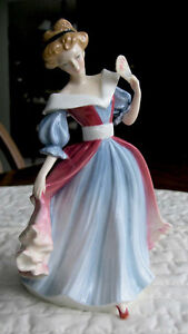 Royal Doulton Figurine Of The Year Amy HN 3316 Kitchener / Waterloo Kitchener Area image 4