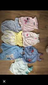 Boys and girls newborn- up to 1m outfits