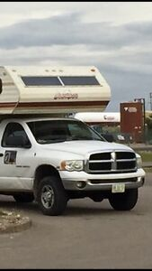 Trade my 2003 Hemi and 1982 Camper for a 6 passenger truck
