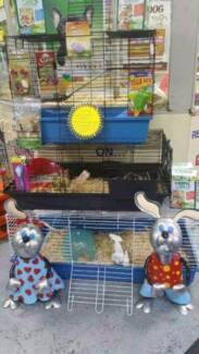We Sell Rabbit, Guinea Pig, Ferret Rat and Mice Cages P&K Pet