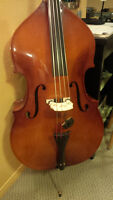 Christopher 1/2 Size Double Bass